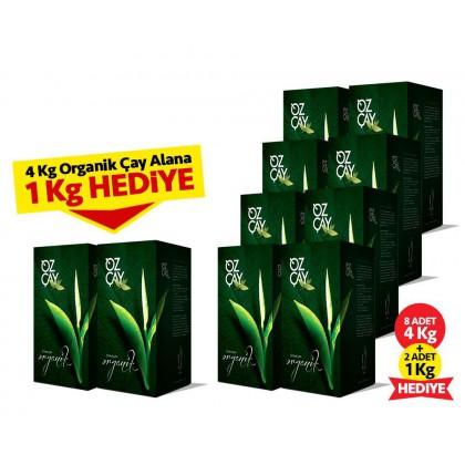 Organik Çay (10 x 500 gr Toplam 5 kg)
