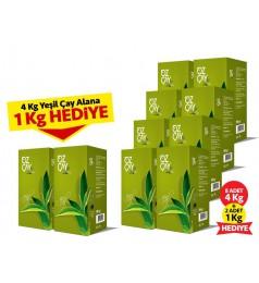 Yeşil Çay (10 X 500 gr Toplam 5 kg)
